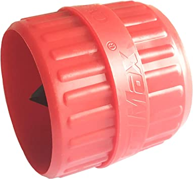 Pipe Deburring Tool Refrigeration Copper PVC Plastic Tube Edge Cutter Reamer