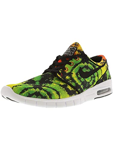 new styles 9f9d6 63258 Amazon.com   nike SB stefan janoski MAX PRM mens trainers 807497 sneakers  shoes (us 12, tour yellow black green pulse 703)   Fashion Sneakers