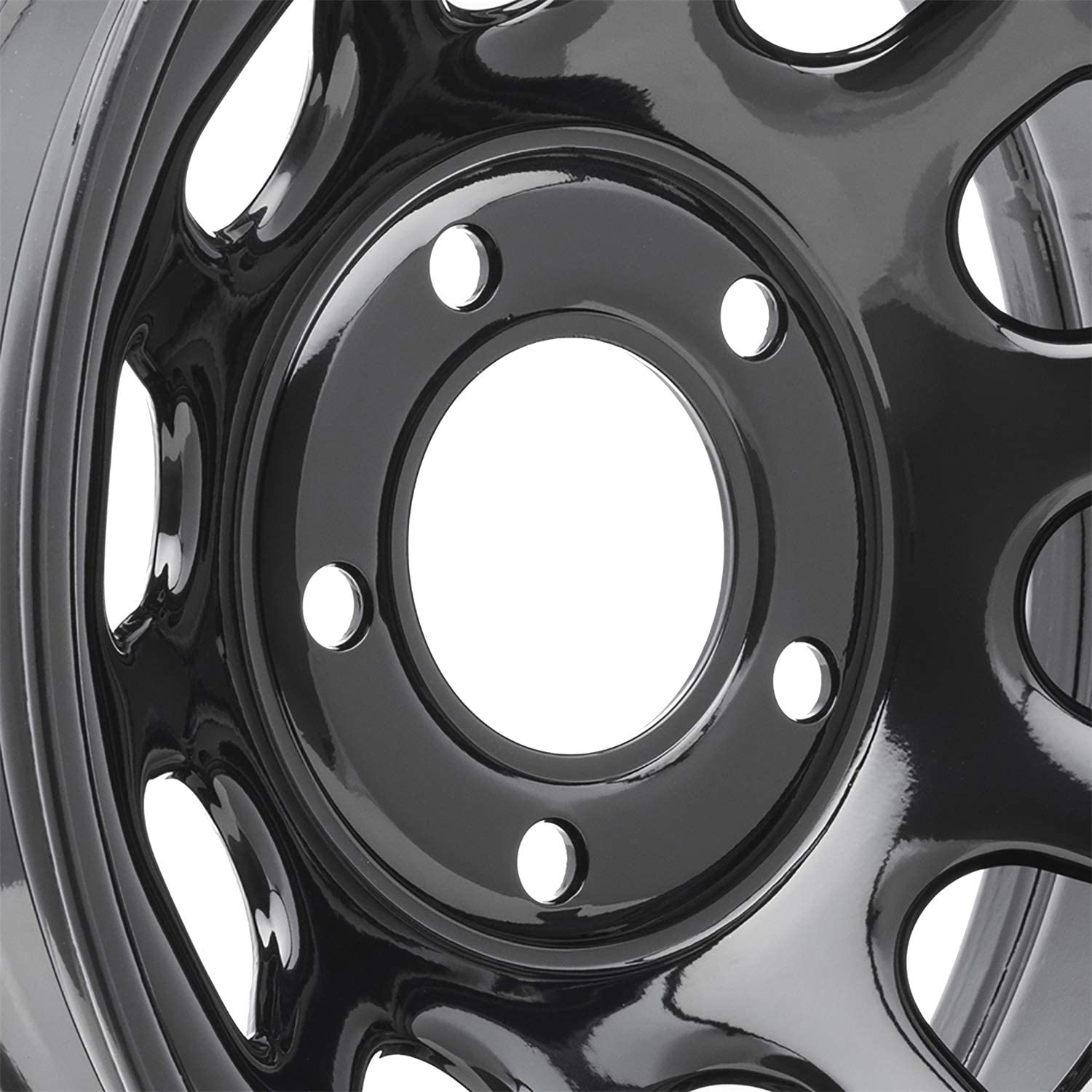 Pro Comp Steel Wheels Series 51 Wheel with Gloss Black Finish