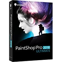 Corel PaintShop Pro 2018 Ultimate (DVD)