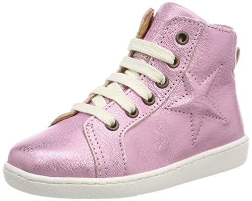 8d356a0a7b0 Bisgaard Girls' 31819.119 Hi-Top Trainers: Amazon.co.uk: Shoes & Bags