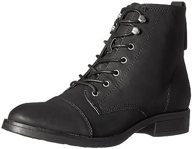 8fe732e825cb Madden Girl Women s Fuze Ankle Bootie