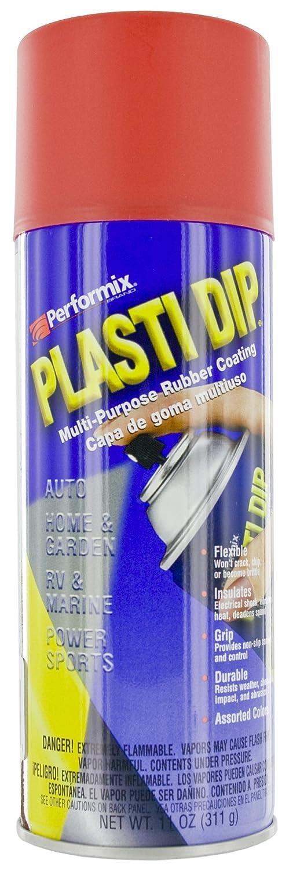 Film Rouge Mat - 400 ml PlastiDip® 11201