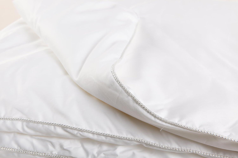 Baumwoll Satin Seiden Bettdecke