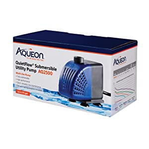 AqueonQuietflow Submersible Utility Pump