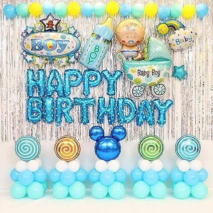 Decoración de cumpleañosprincess Escena de Fiesta Dulce ...