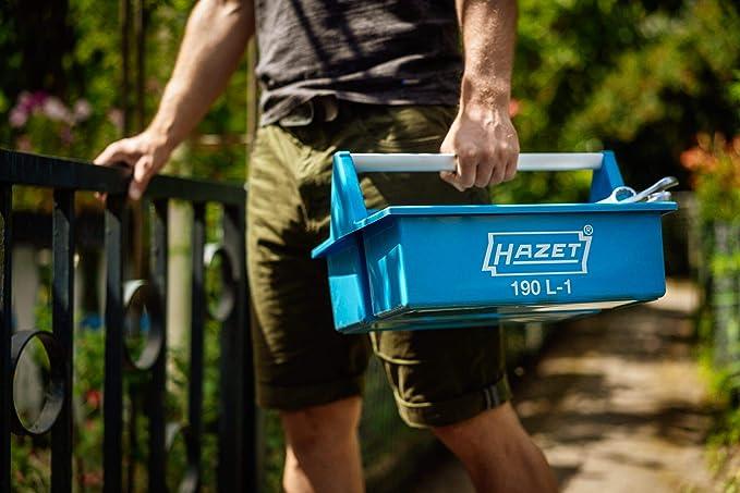 pl/ástico Caja de herramientas Hazet 190L-3