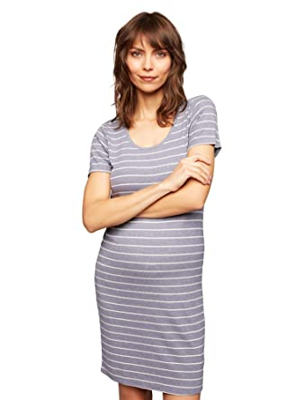 ffb485c00e797 A Pea in the Pod Back Interest Maternity Dress at Amazon Women's Clothing  store: