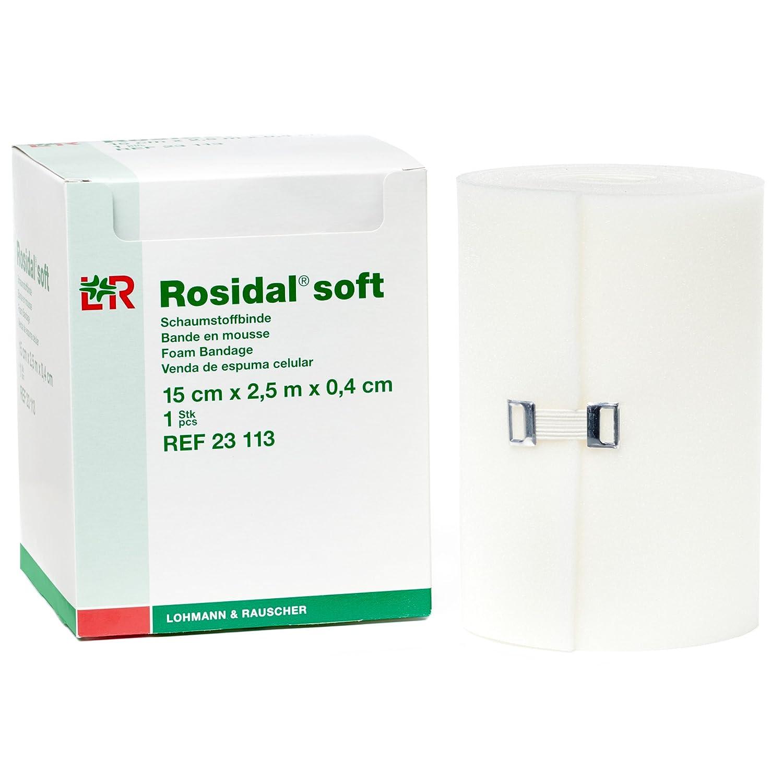 Rosidal Soft 15cm x 4cm x 2.5m by Lohmann&Rauscher: Amazon.es ...