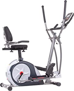 The 5 Best 2 in 1 Elliptical Cross Trainer & Exercise Bike Reviews In 2020 1