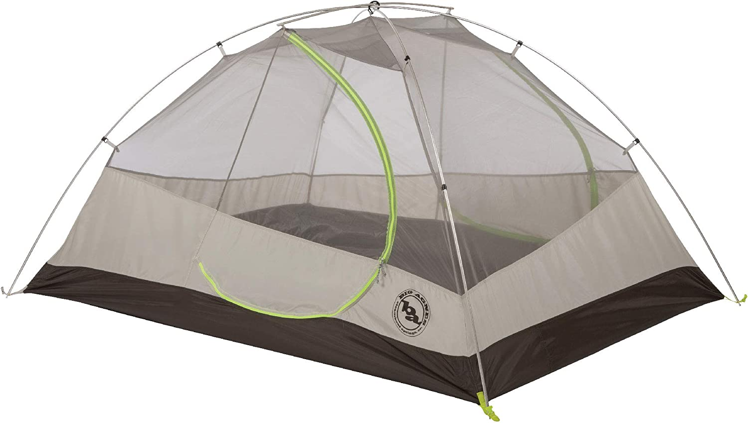 Big Agnes Blacktail Package Includes Tent and Footprint