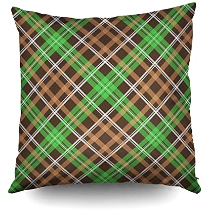 Amazon.com: cnaegaa XMas Check Pixel Plaid Fabric Texture ...