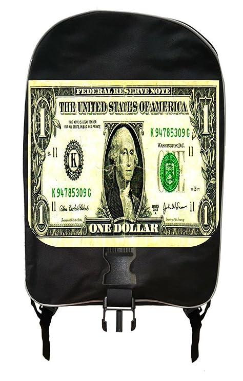 Amazon com   Dollar Bill Print Design Backpack   Kids' Backpacks