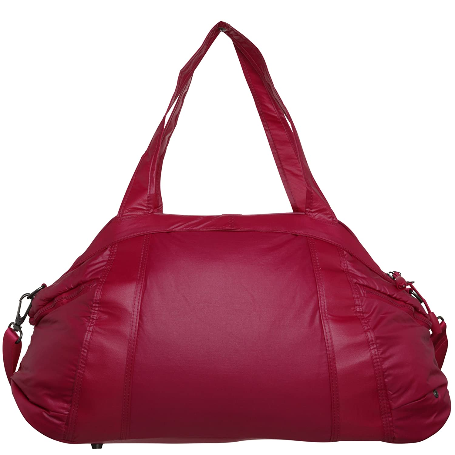 Amazoncom Nike Womens Victory Gym Club Duffle Bag Pink Clothing Fossil Lucy