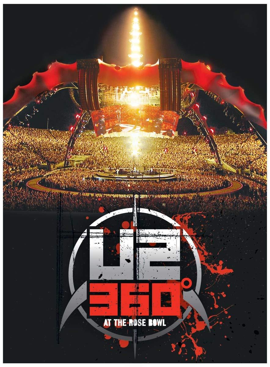 360º At The Rose Bowl [DVD]: Amazon.es: U2: Cine y Series TV