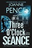 Three O'Clock Séance [Large Print]: An Inspector Rebecca Mayfield Mystery