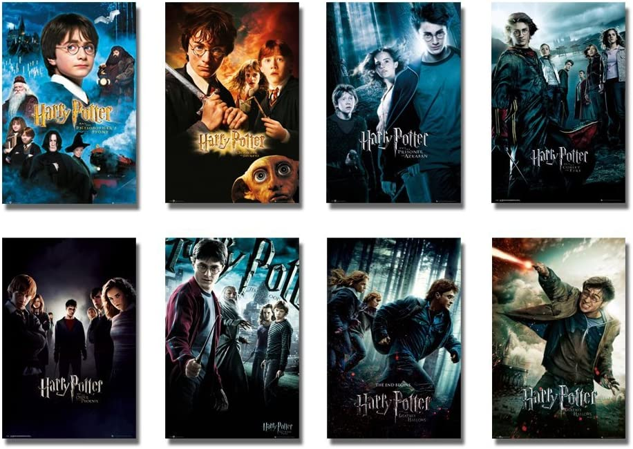 "Harry Potter poster wall art home decor photo print 16/"" 24/"" sizes 20/"""