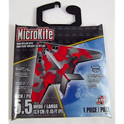 Stealth 4.75 inch Kite: Toys & Games