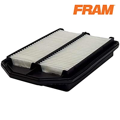 FRAM CA10344 Extra Guard Rigid Rectangular Panel Air Filter: Automotive