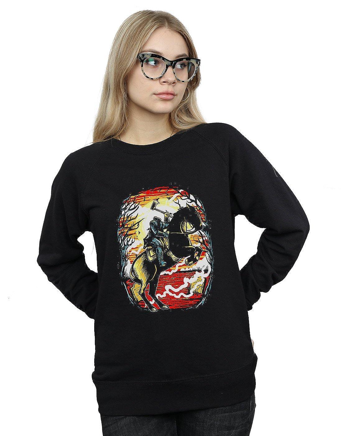 Absolute Cult Drewbacca Mujer Headless Horseman Camisa De Entrenamiento