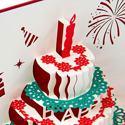 Image Unavailable Not Available For Color Creative Birthday Cake Candles
