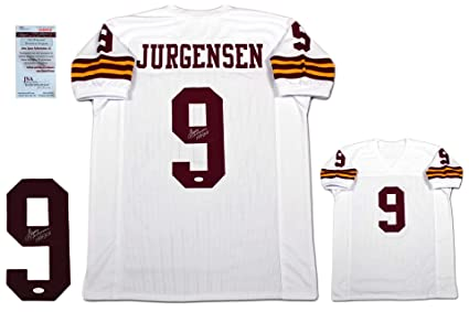 5865993b5f2 Image Unavailable. Image not available for. Color: Sonny Jurgensen  Autographed SIGNED Jersey ...