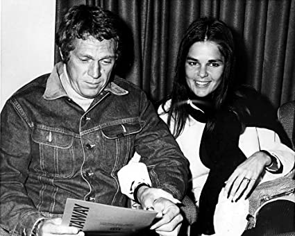 Ali MacGraw with Single