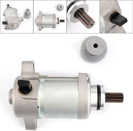 Areyourshop Motore Elettrico Avviamento Per Aprilia RXV 450 2006-2015 RXV 550 2006-2013 SXV 450