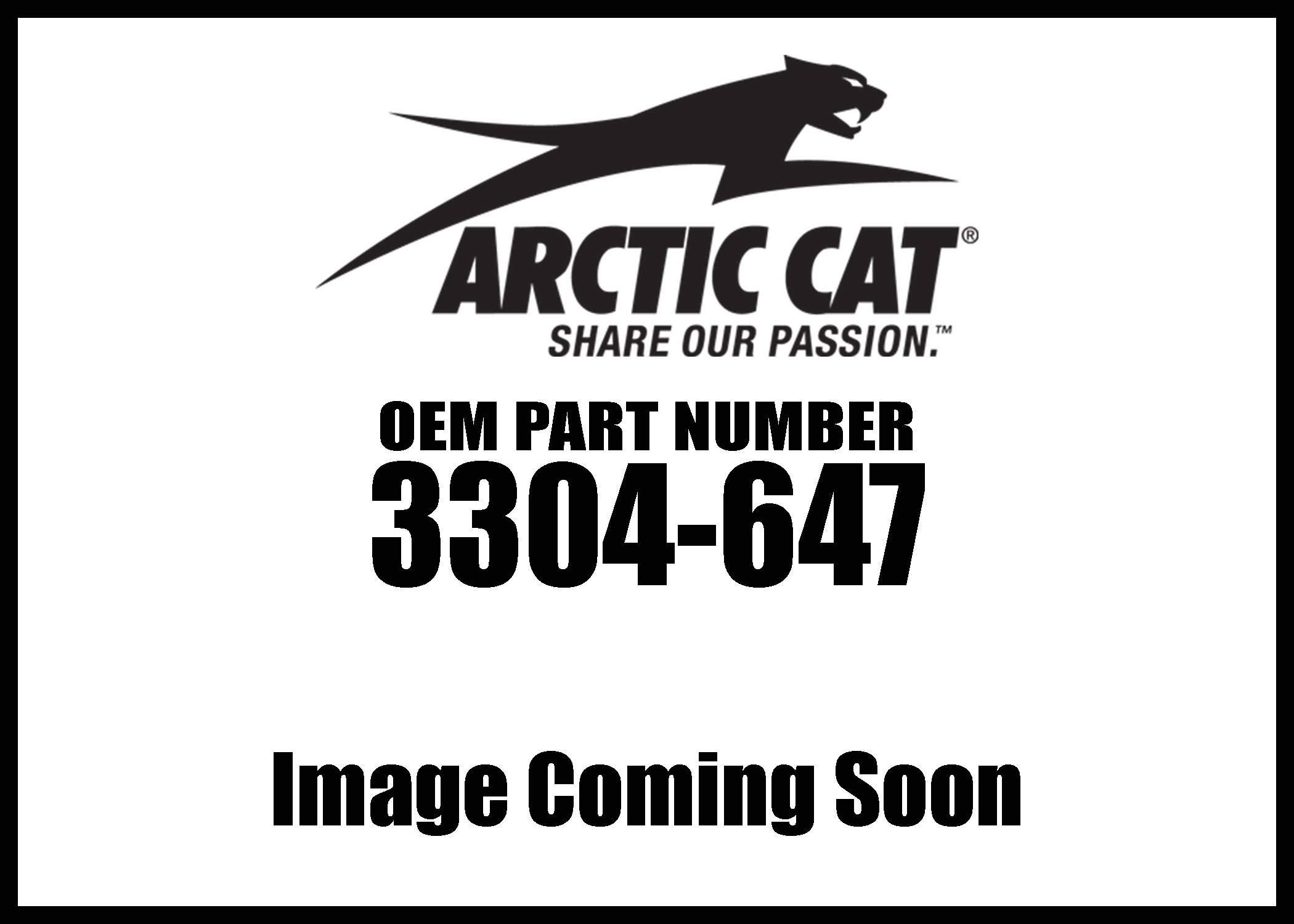 Arctic Cat 2006-2018 Atv 150 Utility Atv 300 2X4 Utility Rr Rubber Fuel Tank 3304-647 New Oem