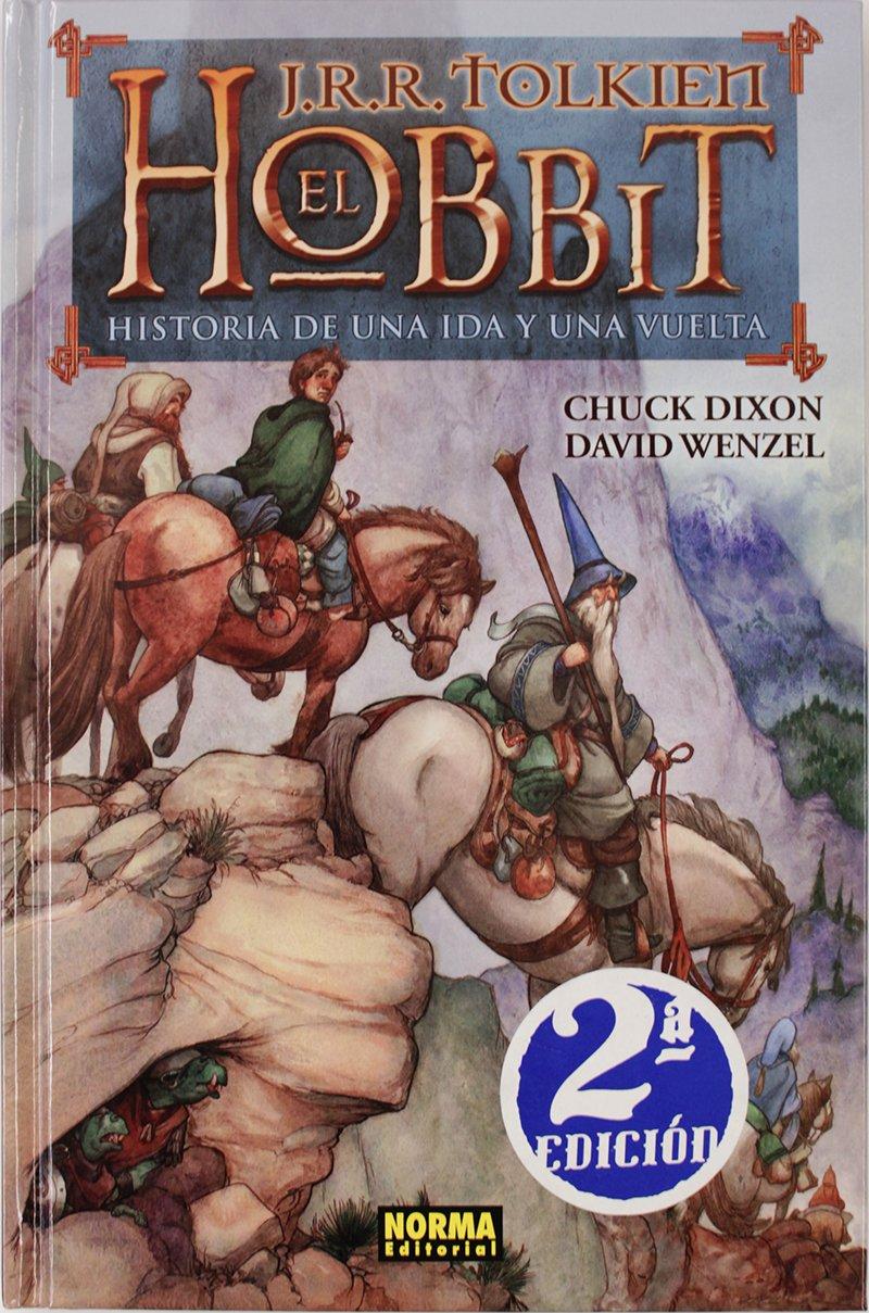 el-hobbit-la-novela-grfica-cmic-usa-band-1