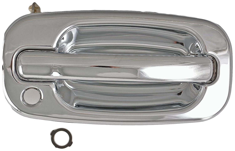 Dorman 91130 Chevrolet/GMC Front Driver Side Chrome Exterior Replacement Door Handle