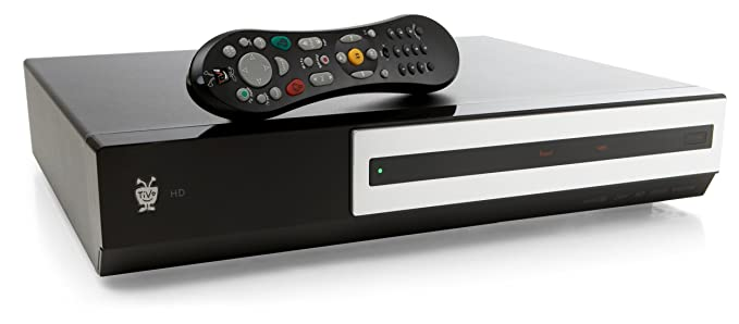 Review TiVo HD Digital Video