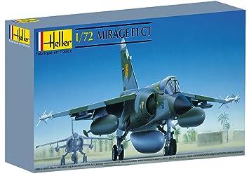 Glow2B Heller - 80316 - Maqueta para Construir - Mirage F1 ...
