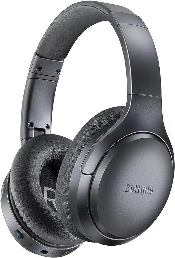 Boltune Active Noise Cancelling Headphones
