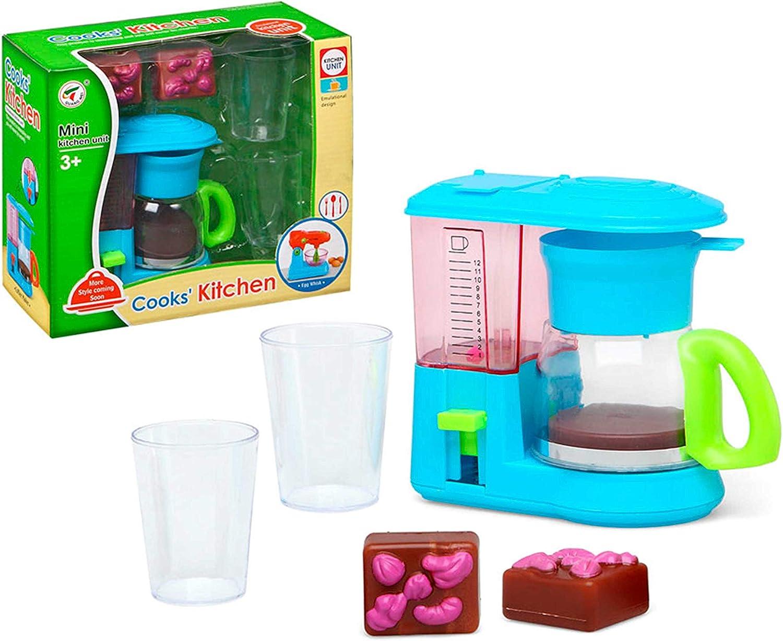 Cooks Kitchen Cafetera de Cocina - Juguete Infantil (+3) Juegos de imitación: Amazon.es: Juguetes y juegos