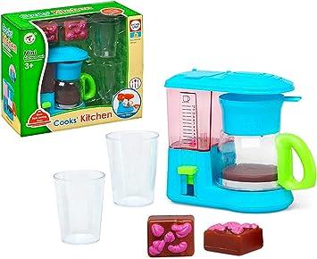 Cooks Kitchen Cafetera de Cocina - Juguete Infantil (+3) Juegos ...