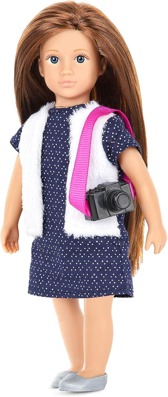 "Rosalie Lori LO31154Z 6/"" Urban Activity Travel Doll"