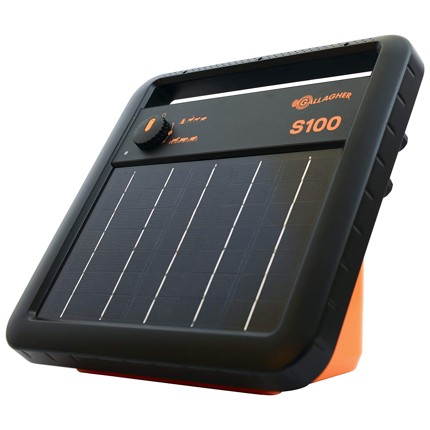 Gallagher S100 Solar Electric Fence Charger