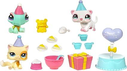 Excellent Littlest Pet Shop Birthday Celebration Learning Education Funny Birthday Cards Online Alyptdamsfinfo