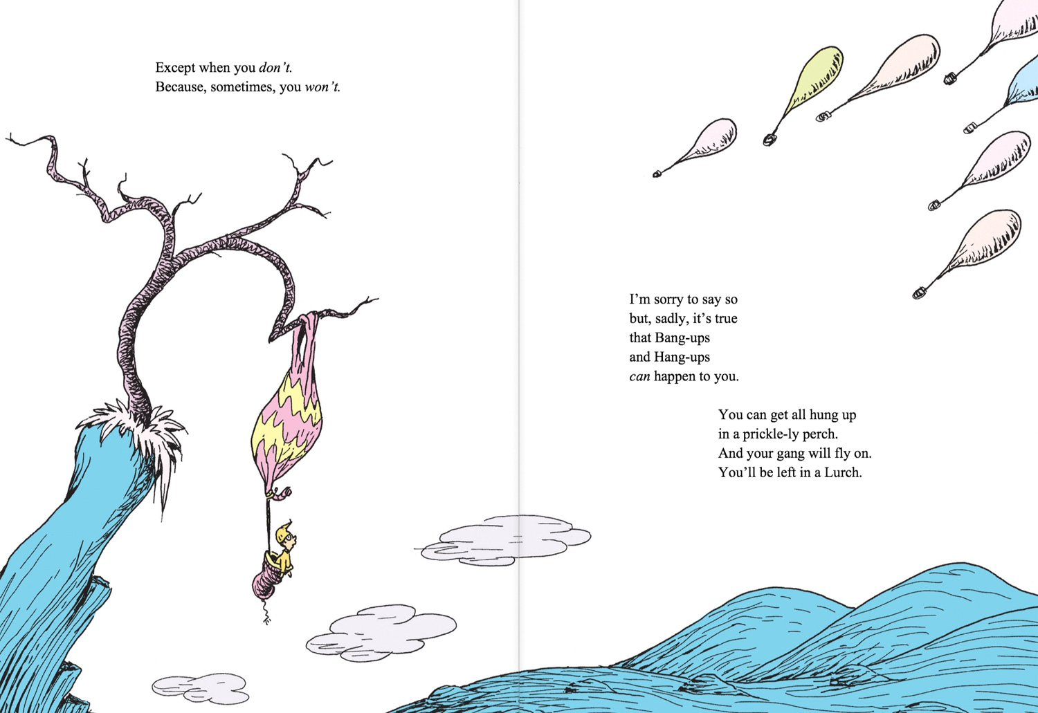 Buy Oh, The Places You'll Go (Dr. Seuss) Book Online at Low Prices in India  | Oh, The Places You'll Go (Dr. Seuss) Reviews & Ratings - Amazon.in