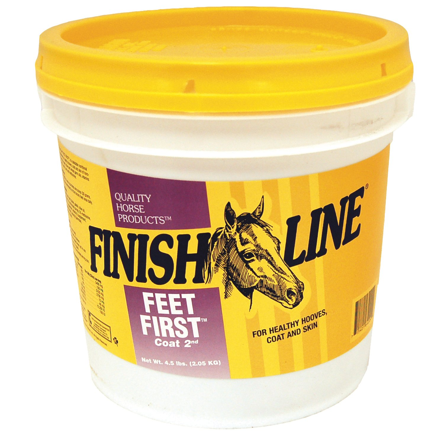 Finish Line Horse Products Feet First (4.5-Pounds) by Finish Line Horse Products