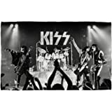 KISS - Live On Stage - Beach Towel