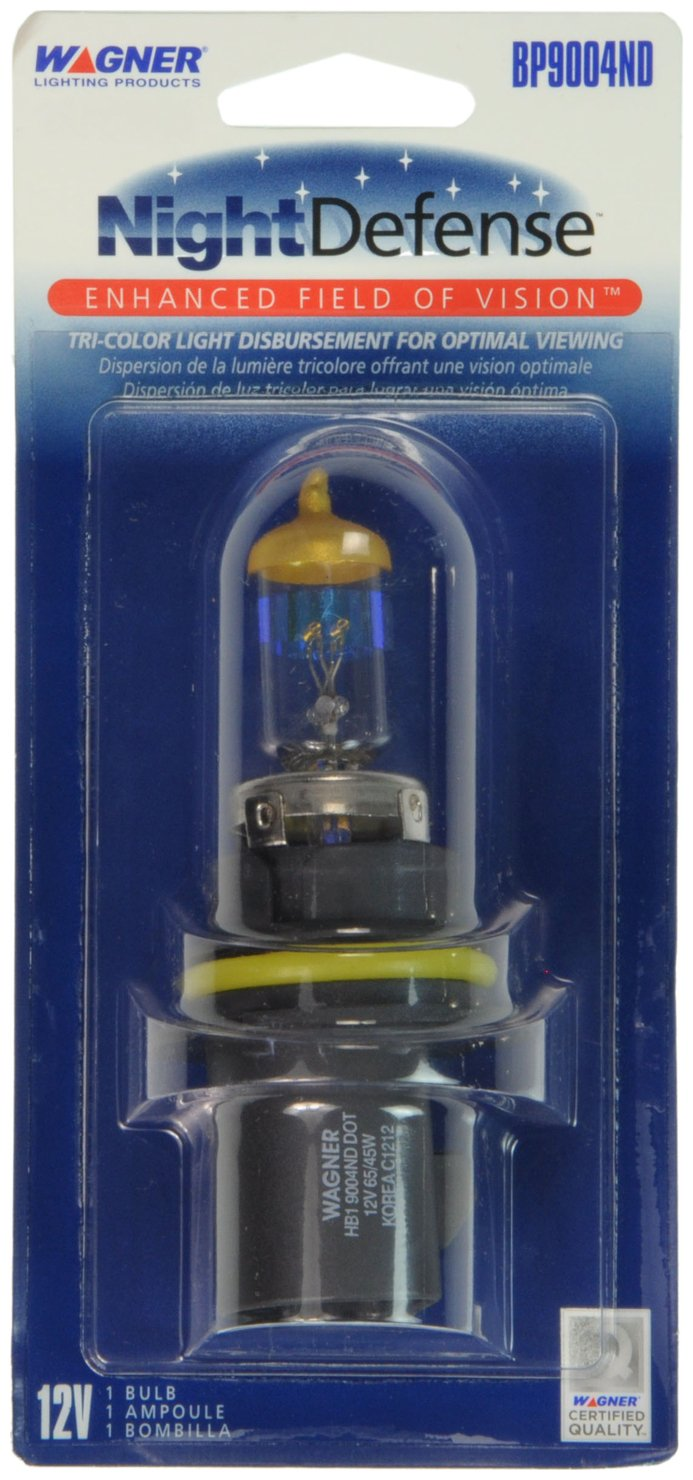 Amazon.com: Wagner H1 NightDefense Replacement Bulb, (Pack of 1): Automotive