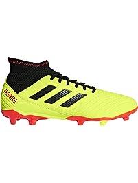 adidas Men s Predator 18.3 Firm Ground Soccer Shoe 8cbb1d212bda4