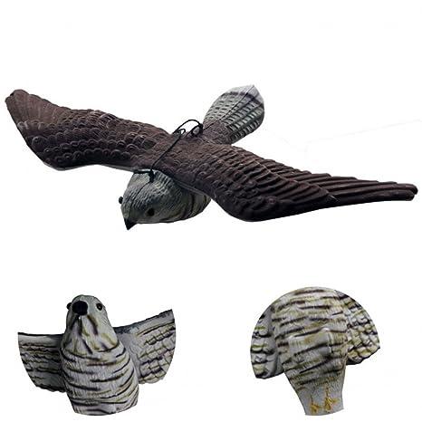 guguluza caza Flying Hawk de señuelos - Repelente de plagas ...