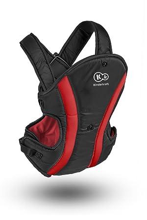 Porte-bébé ventral et dorsal - porte bébé COMFORT ROUGE  Amazon.fr ... b967c7d7f55