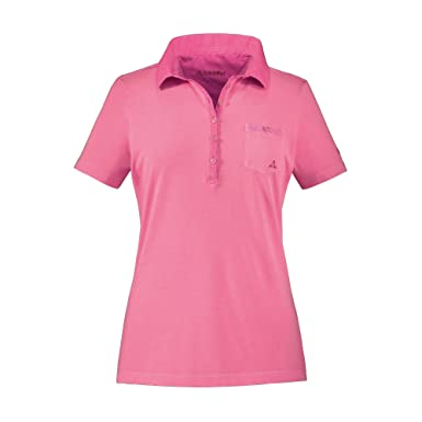 40584399a849 Schöffel Polo Shirt Piroschka 11290  Amazon.co.uk  Clothing