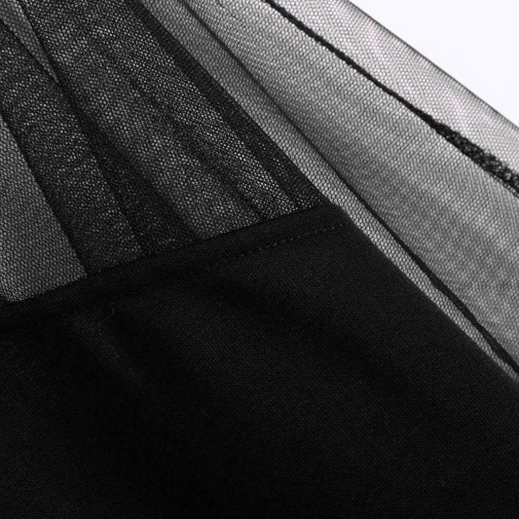 Longra Damen Transparent Mesh Hoodie Sweatshirt Jacke mit Kapuzen Mode Damen Cropped Patchwork Pullover Kapuzenpullover Kapuzenpulli Tops Bluse Frauen Sch/öne Sport Pullover Langarmshirt