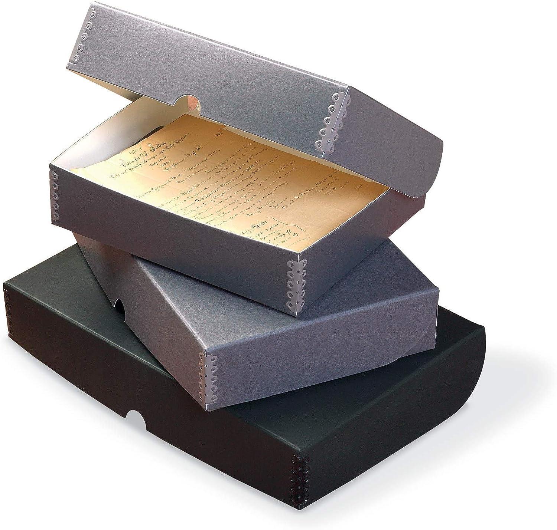 Amazon.com: Gaylord Archival Concha Caja de conservación ...