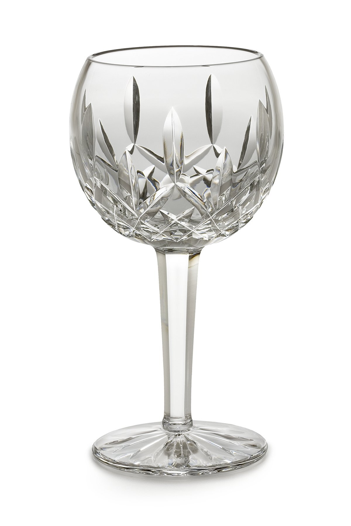 Waterford Lismore Balloon Wine Glass, 8-Ounce